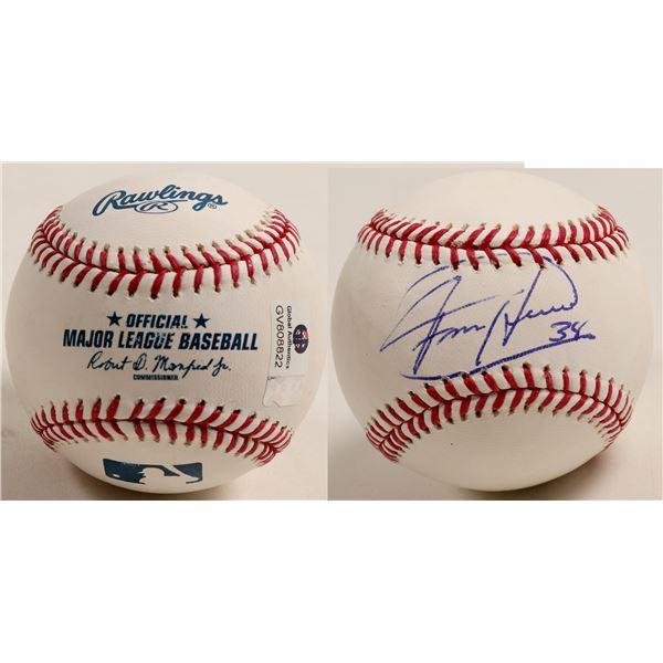 Felix Hernandez Autographed Ball  [135352]