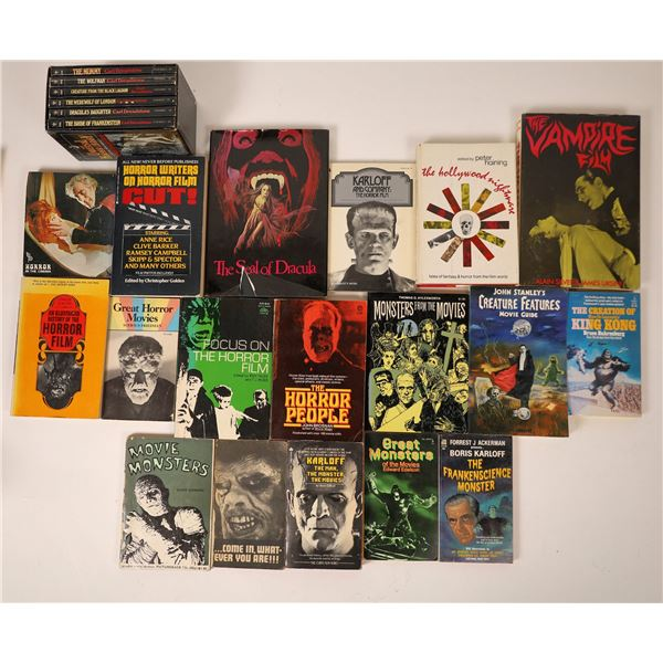 Film Monster Book Collection (24)  [110163]