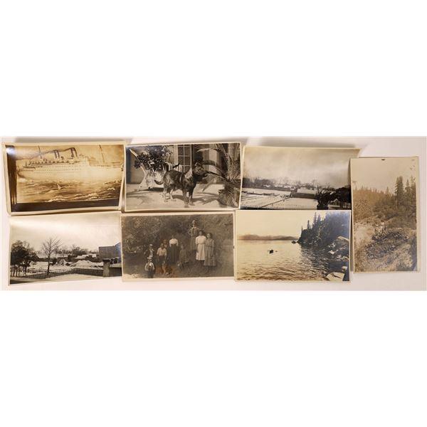 Seven California Photographs  [131808]