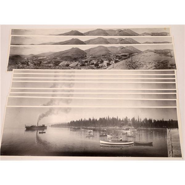 Tahoe & Gold Hill Panorama Repro Photos  [131855]