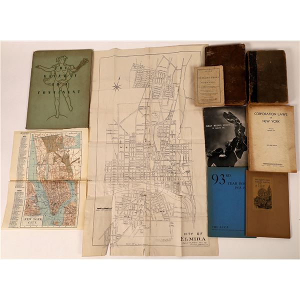 New York Maps and Books Group  [131803]
