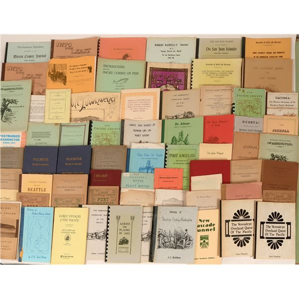 Washington State historical publications  [116857]