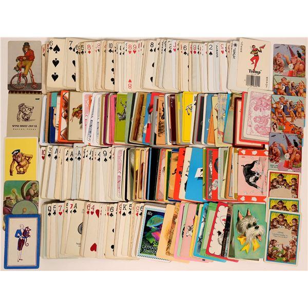 Animal Theme Playing Card Collection  [135555]