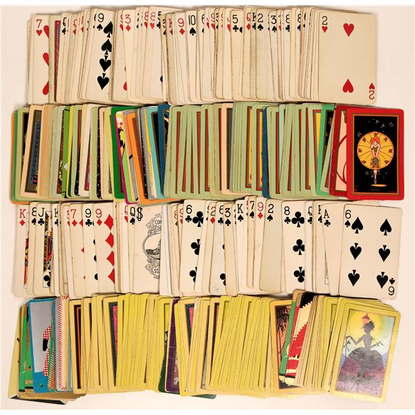 Artsy Playing Card Collection  [135538]