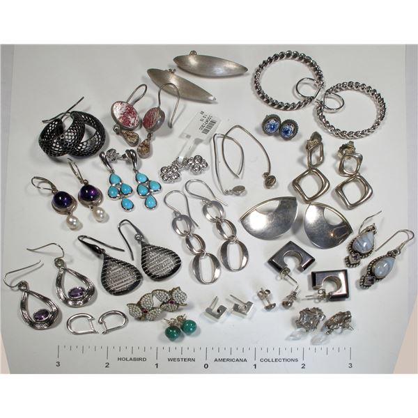 Group of 22 Pairs Earrings  [124848]