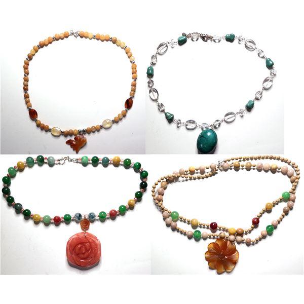 Vintage costume jewelry  (lot 5)  [135579]
