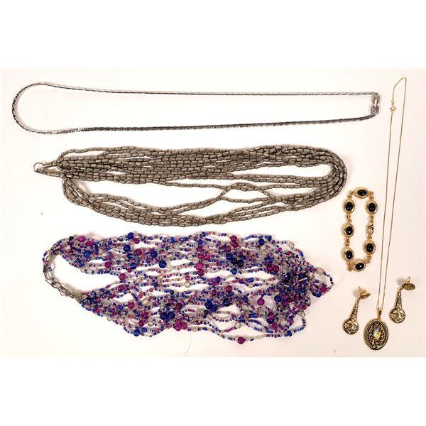 Costume jewelry Necklaces  [129676]