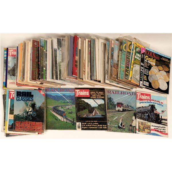 Hobby & News Magazine Grab Bag  [120686]