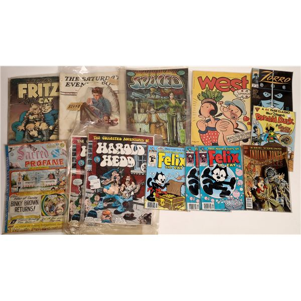 Comic Book and Magazine Grab Bag  [133820]
