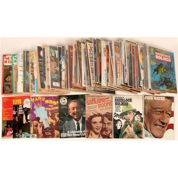 Entertainment & Miscellaneous Magazine Cache  [124543]