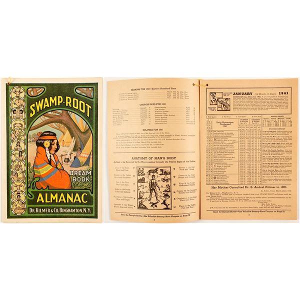 Swamp Root Almanac  [135373]