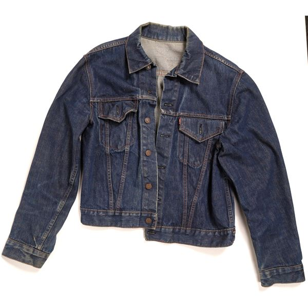 Vintage Levi's Denim Men's Jacket  [134048]