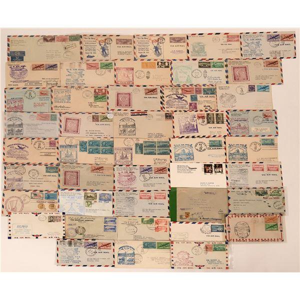 Transatlantic First Flight Covers  [135481]