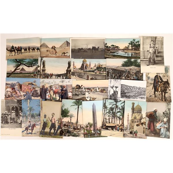 Postcards of Arab and Egypt Life  [132942]
