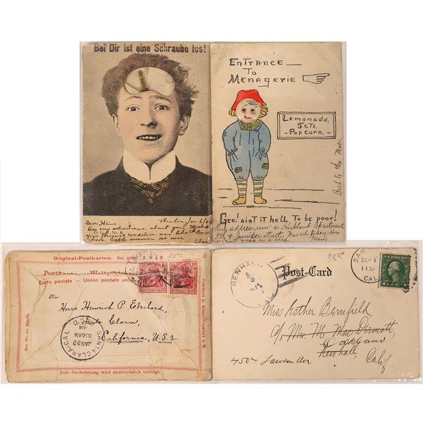 Three Dimensional Postcards  [131825]