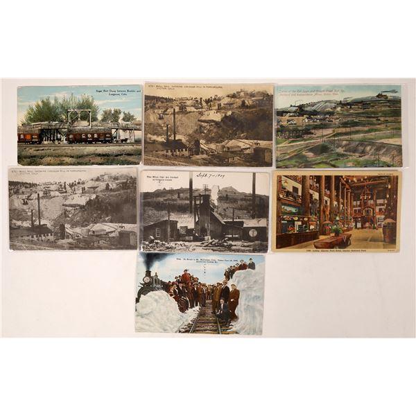 Colorado Mining Postcards  [129325]