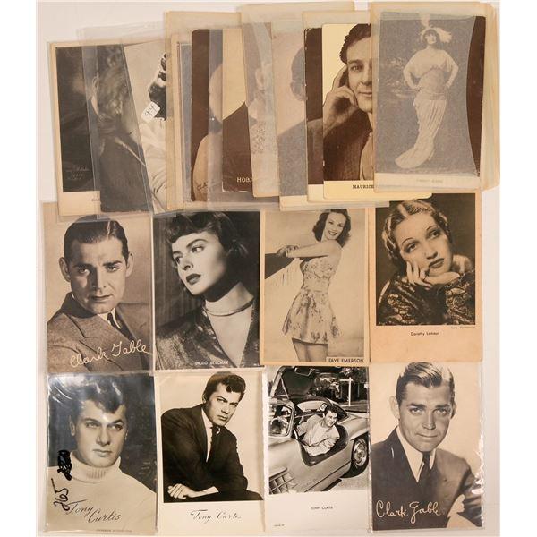 Film Stars Postcards (24)  [135496]