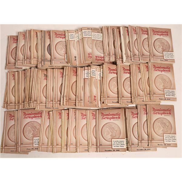 Numismatic Scrapbook Collection  [133818]