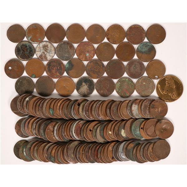Old Wheatback Penny Bag  [117622]