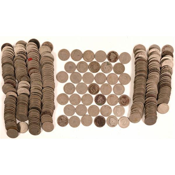 Liberty Head Nickels (Bag of 309)  [117650]