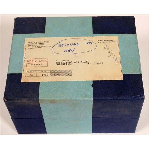 Original Unopened Box of 20 U.S. Proof Sets  [124792]