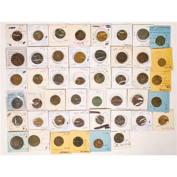 Hans Schultes Jeton Collection  [126178]