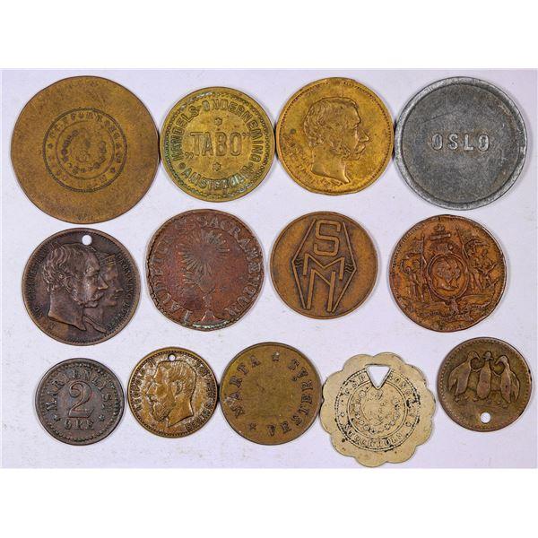Northern European Counter Collection  [126147]
