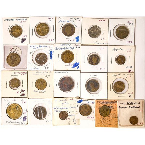 Napoleon Counter Collection  [126167]