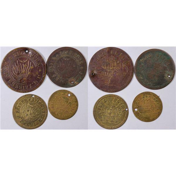 Plus Ultra Jeton Collection  [126177]