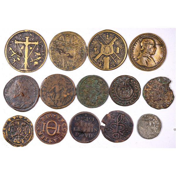 Early Italian Jetons  [126145]