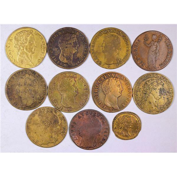 Roman Emperor Jeton Collection  [126148]