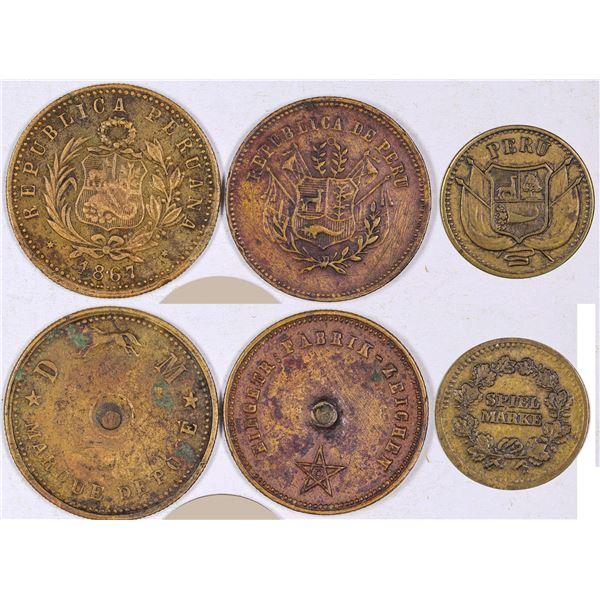 Peruvian Counters  [126146]