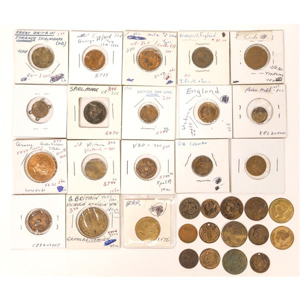 British Counter Collection  [126140]