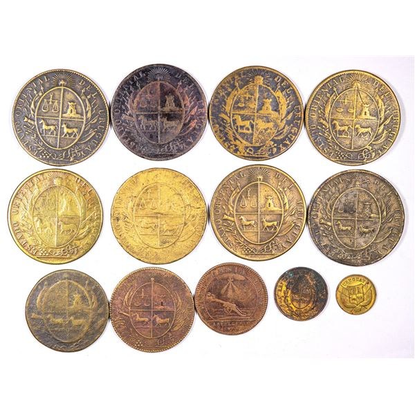 Uruguay Counter Collection  [126144]