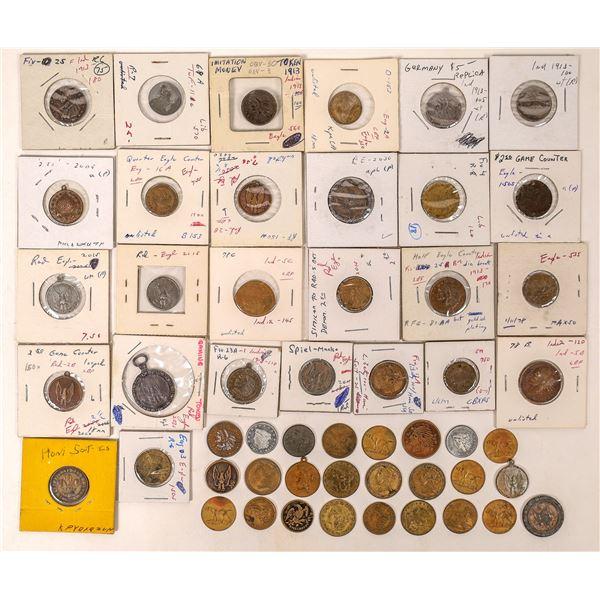 $2 1/2 Eagle Counter Collection  [129346]