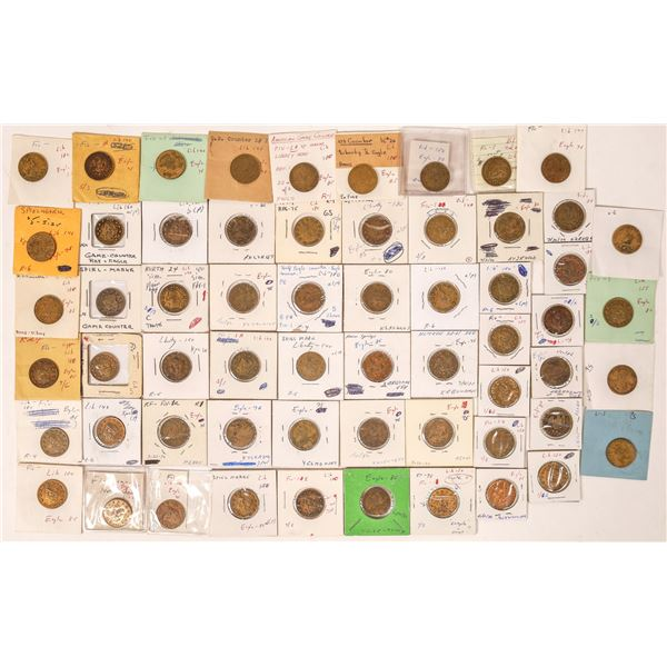 $5 U.S. Gold Piece Counter Collection  [126126]