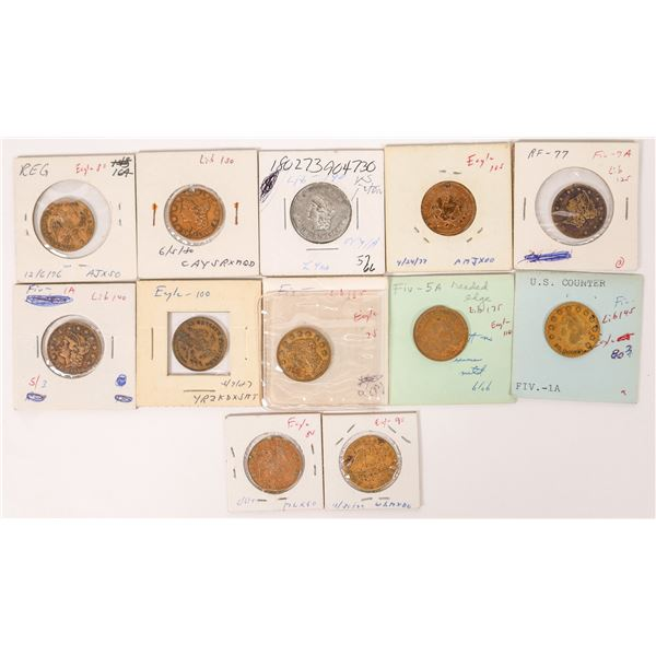 $5 U.S. Gold Piece Counter Collection  [126127]