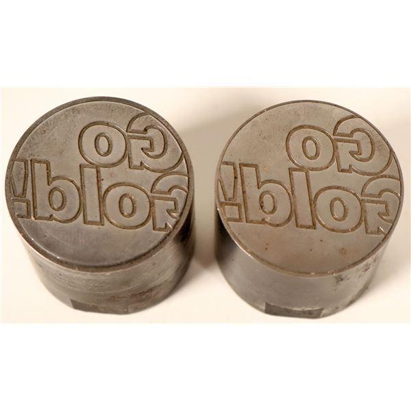 Bullion Coin Dies (2)  [135320]