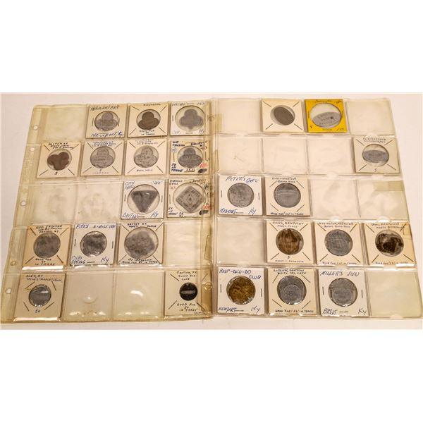 Kentucky Token Collection  [132540]