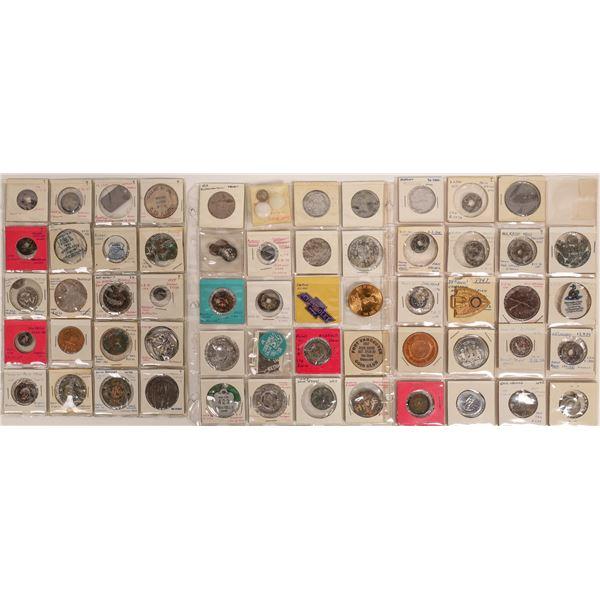Metal Detector Treasure - Found in Pocatello and Rock Springs (59 Count)  [132262]