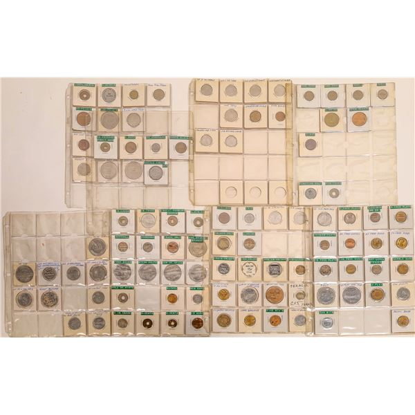 U. S. Token REVERSE Collection (100+ tokens)  [132261]