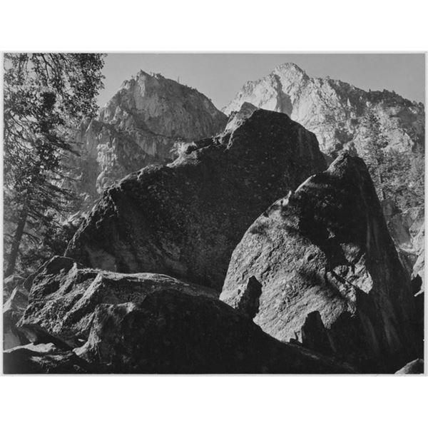 Adams - Kings River Canyon California