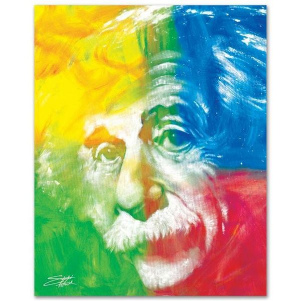 """""""Spectrum of Brilliance"""" Limited Edition Giclee on Canvas by Stephen Fishwick, N"""