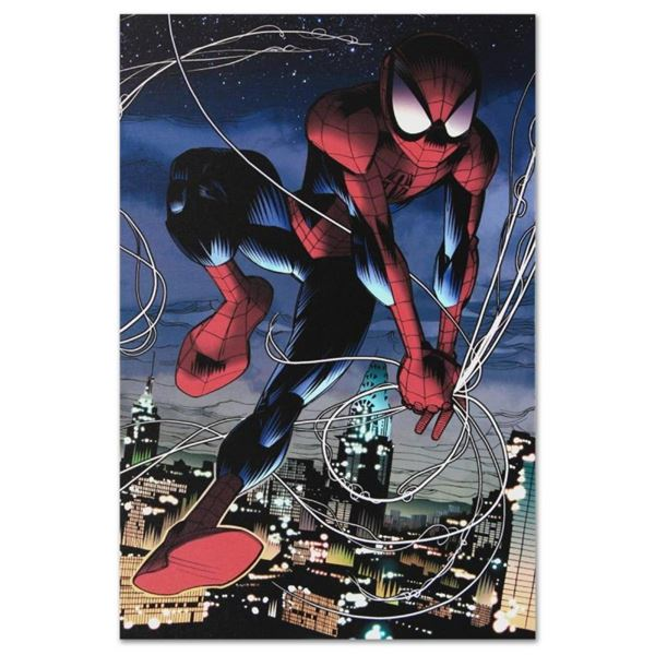 """Marvel Comics """"Ultimate Spider-Man #152"""" Numbered Limited Edition Giclee on Canv"""