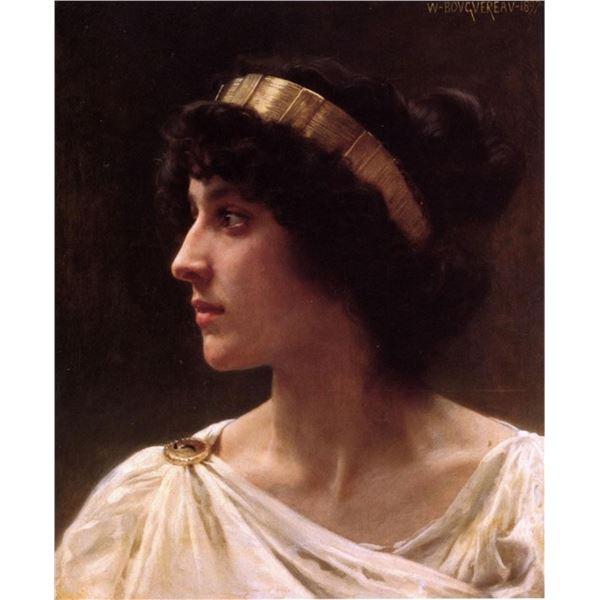 William Bouguereau - Irene