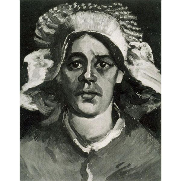 Van Gogh - Peasant 2
