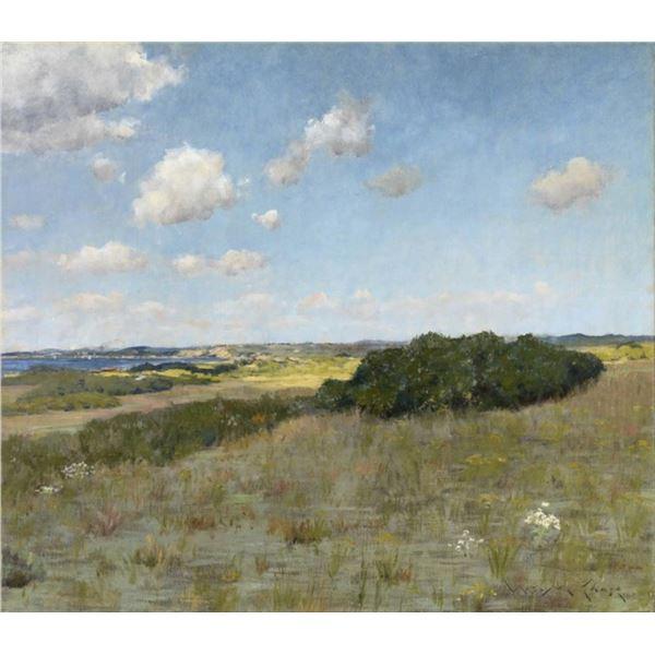 William Merritt Chase - Shinnicock Hills