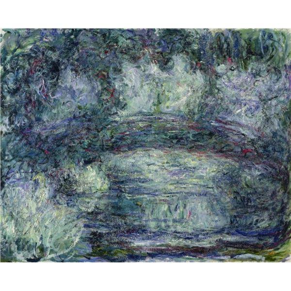 Claude Monet - Pont Japonais Japanilainen Silta