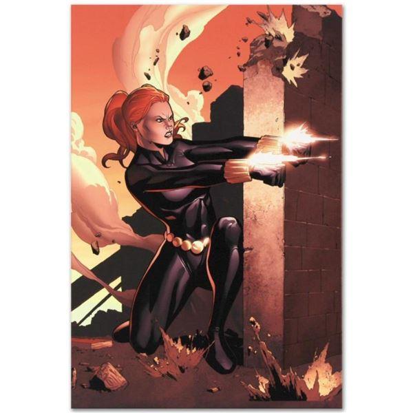 "Marvel Comics ""Marvel Adventures: Super Heroes #10"" Numbered Limited Edition Gic"
