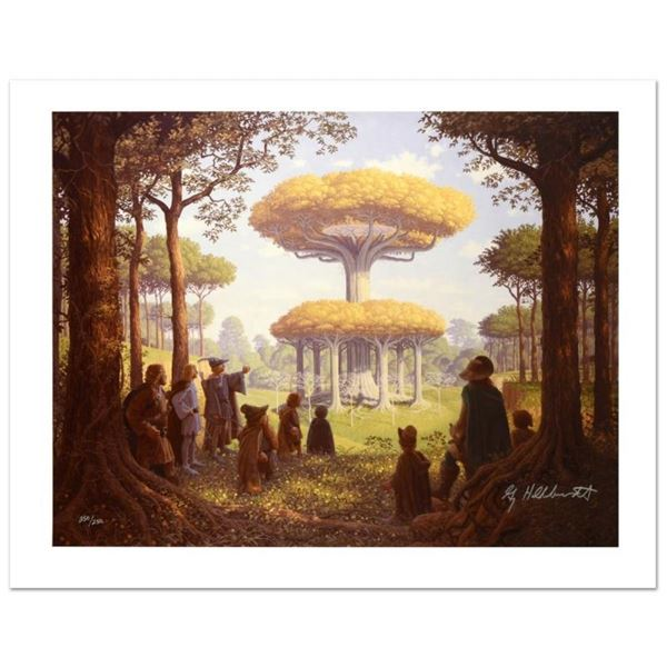 """""""Lothlorien"""" Limited Edition Giclee on Canvas by The Brothers Hildebrandt. Numbe"""